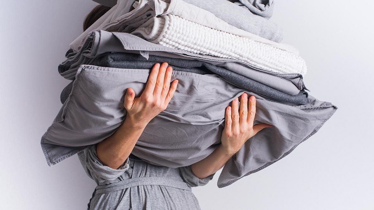 Почему европейцы не гладят постельное белье