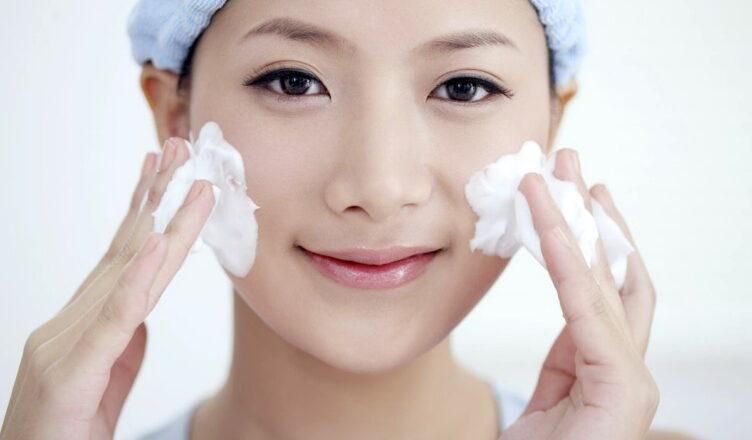 Секрет красоты от корейских женщин двойное очищение лица