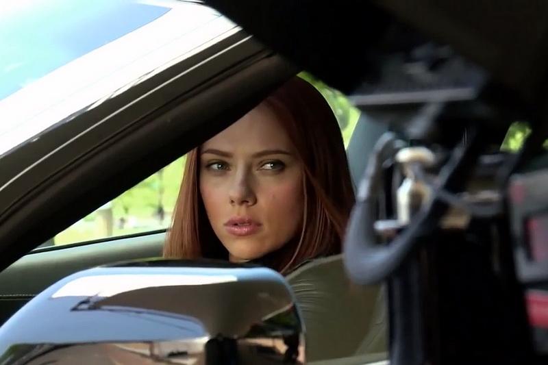 Актеры, которые без дублеров сами водили машины в кино
