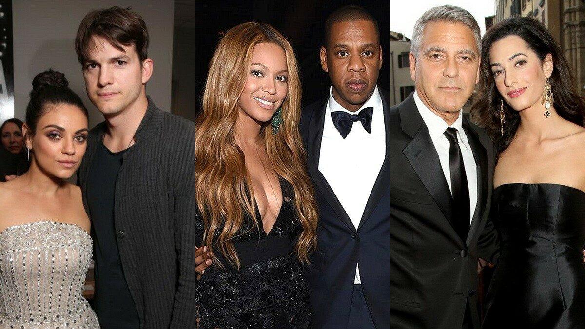 Самые богатые знаменитые пары шоу-бизнеса