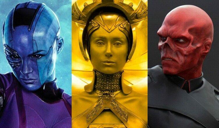 10 самых неузнаваемых трансформаций актеров в фильмах Marvel