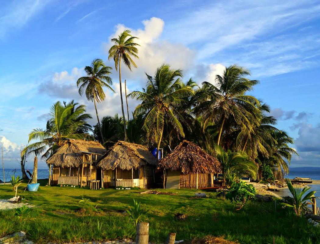 Гуна Яла: острова, где женщины устанавливают правила, и процветает «третий пол»