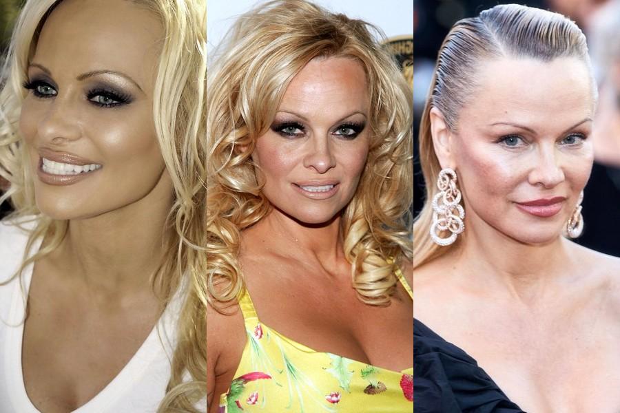 Знаменитые дамы, которые старательно скрывают свою реальную внешность под макияжем