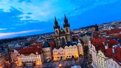 Прага — мистический город мира