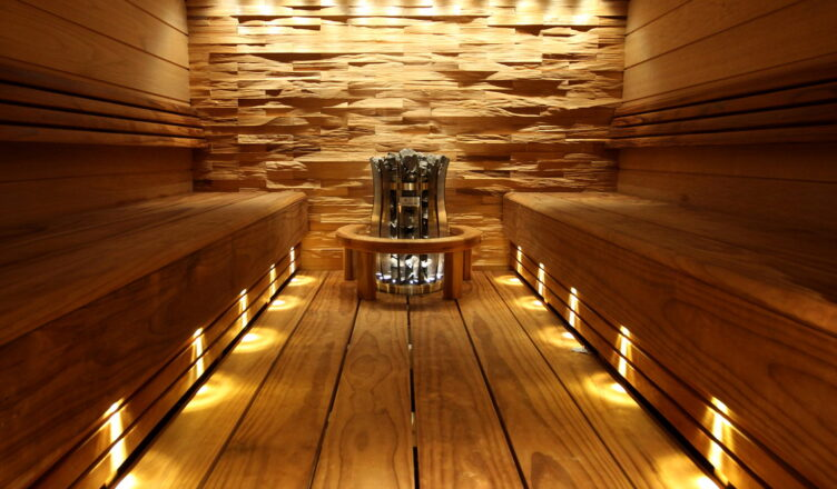 Системы подсветки в бане и сауне