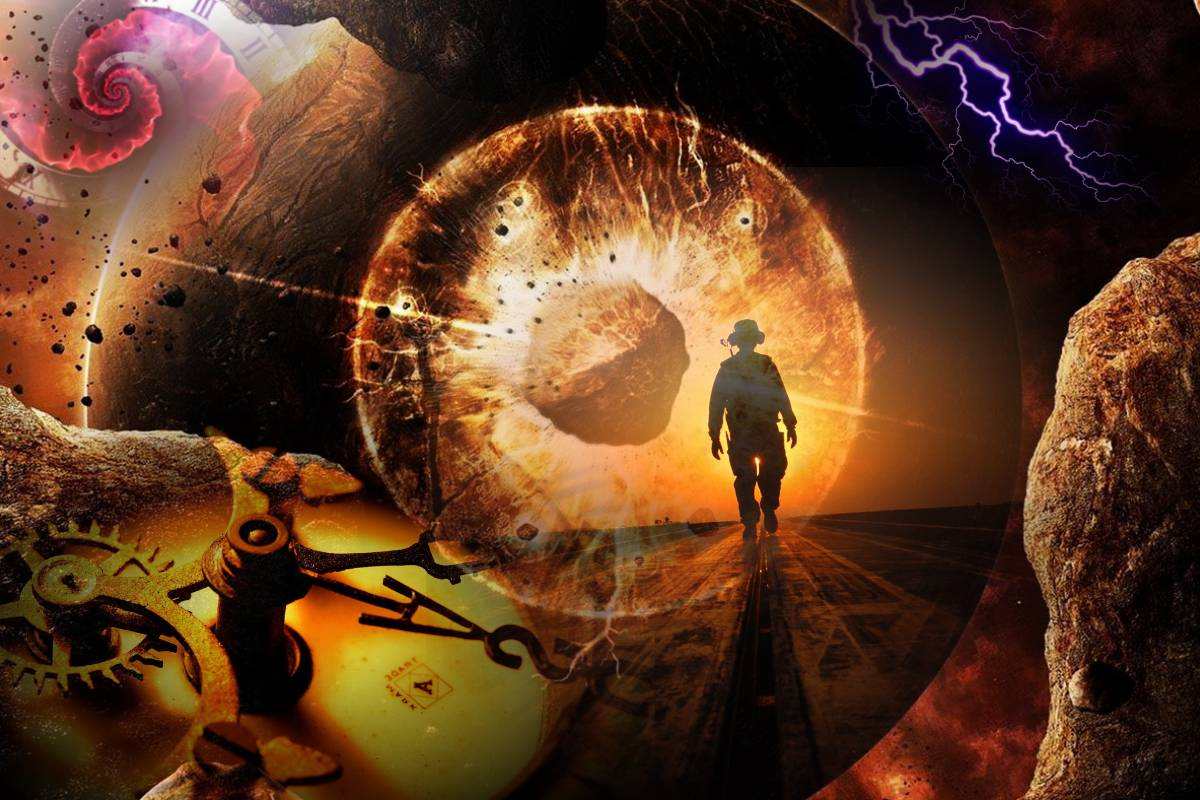 Теории ученых о пространстве и времени