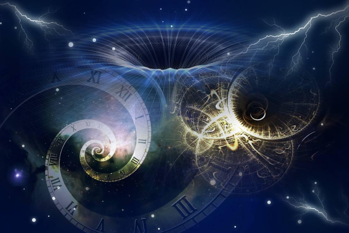 Время во вселенной