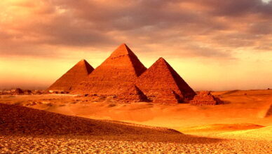 Что такое «воздушные шахты» пирамиды Хеопса