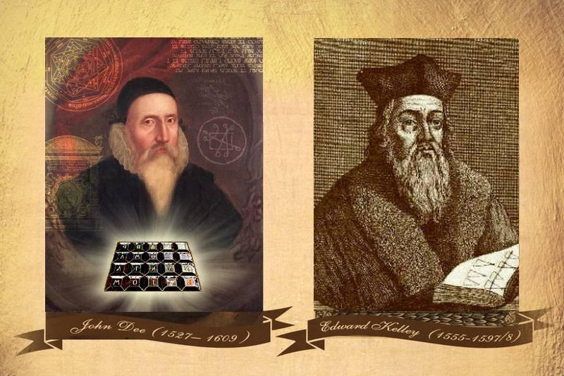 Енохианский утерянный язык Ангелов — великая сила или обман