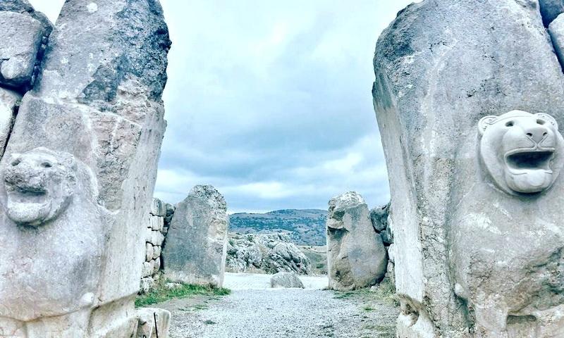 Тайна зеленого камня в Хаттусе