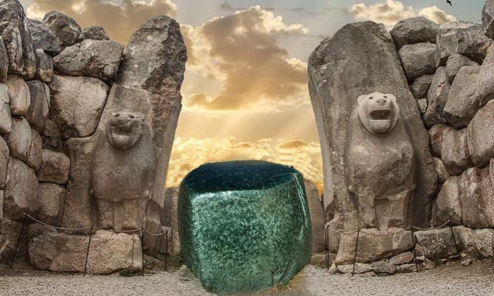 Тайна зеленого «камня желаний» в Хаттусе