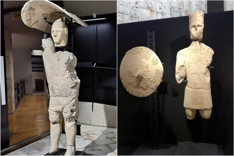 Гиганты Монте Прама — таинственные древние статуи с неземными глазами