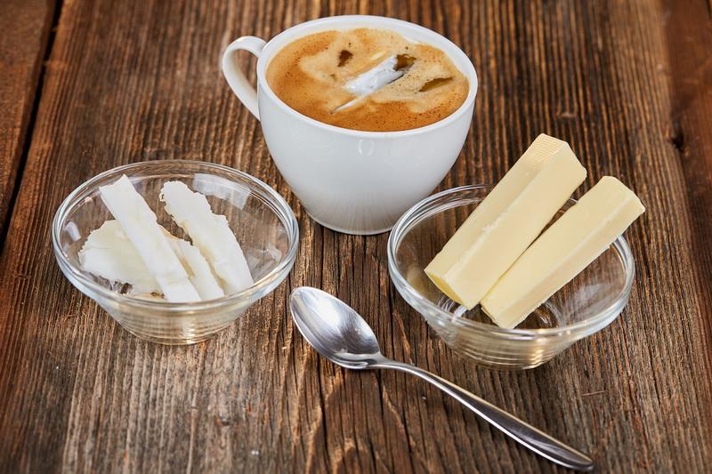 Зачем люди пьют кофе с маслом польза и вред