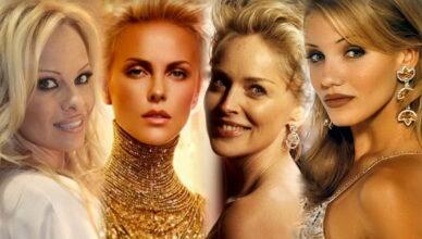 10 самых красивых голливудских блондинок 90-х