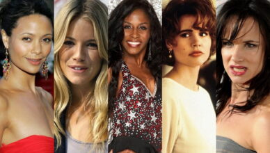 18 любимых женщин Брэда Питта