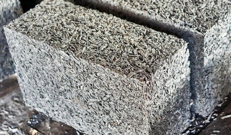 Арболит: свойства, виды, применение