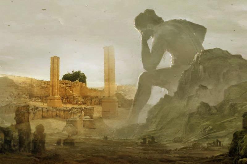 Древний Иерихон — город гигантов и дом могущественного Гибборима