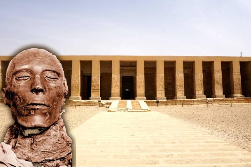 История Дороти Иди, которая в прошлой жизни была жрицей Древнего Египта