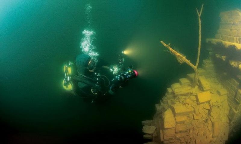 Китайская «Атлантида» — потерянный подводный ШиЧенг