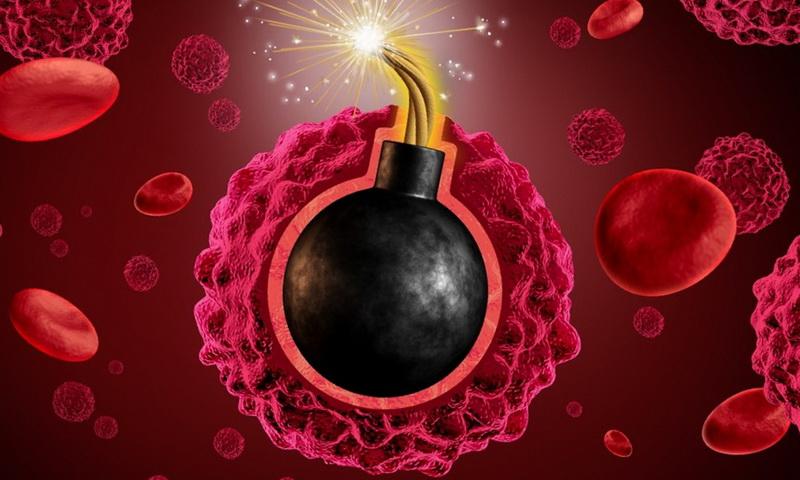 Названы 10 продуктов, которые разрушают раковые клетки