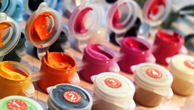 Что необходимо знать при работе с акриловыми красками