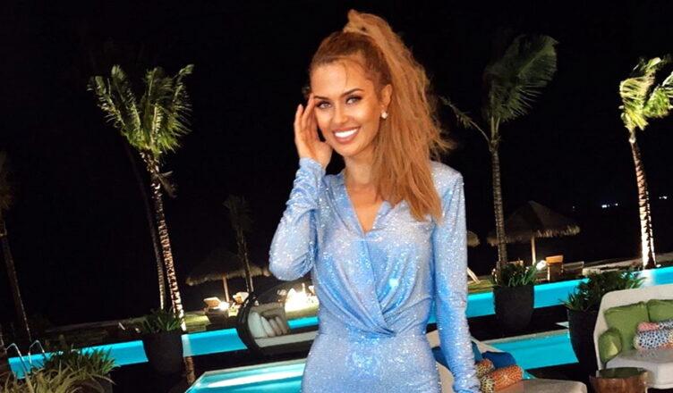 Виктория Боня отметила 40-летие в компании «танцующего миллионера»