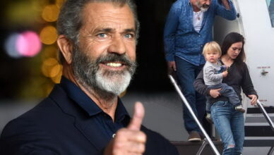 Большая семья Мела Гибсона — сколько у него детей