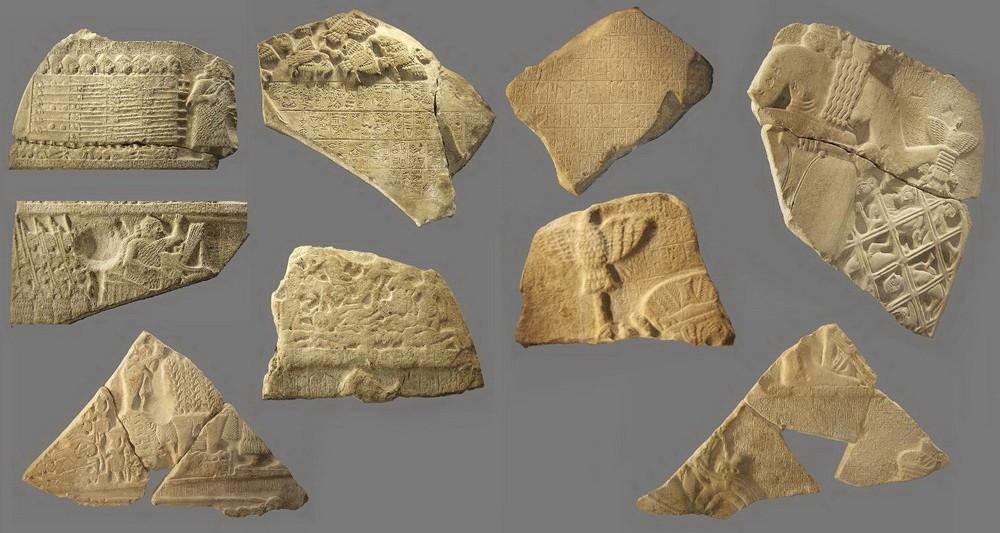Шумерский город Гирсу: религиозный центр с большим архивом клинописных табличек