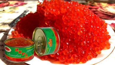 Как выбрать качественную и вкусную красную икру лососевых сортов рыб