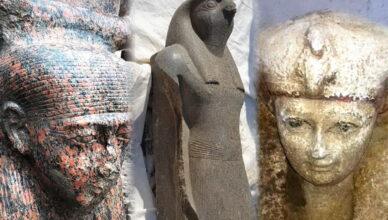 Археологи в Египте нашли редкие артефакты