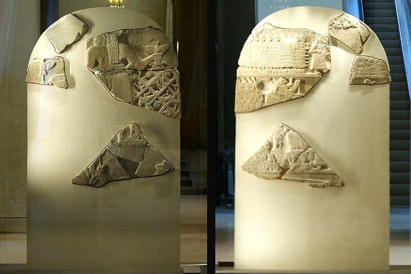 Стела Коршунов — древнее произведение шумеров