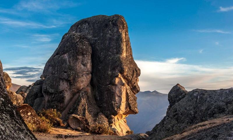 Таинственный каменный лес Маркауаси — дверь в другое измерение