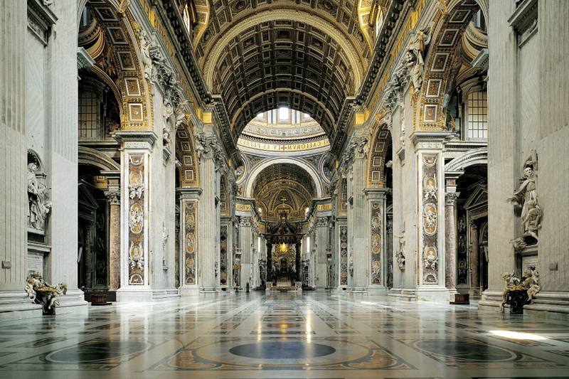10 любопытных фактов о Ватикане
