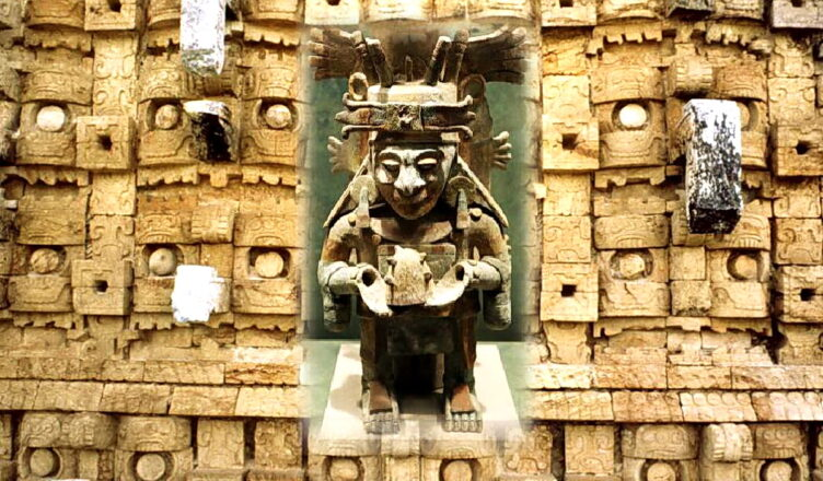 Чаак — хранитель подземного мира майя