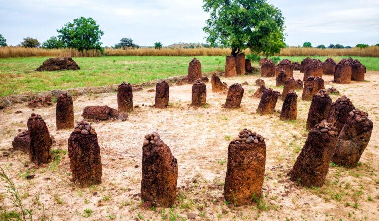 Каменные круги Сенегамбии
