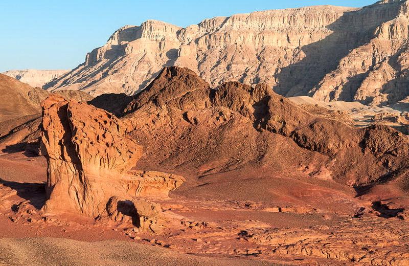 Потерянная шахта Офира и сокровища Соломона