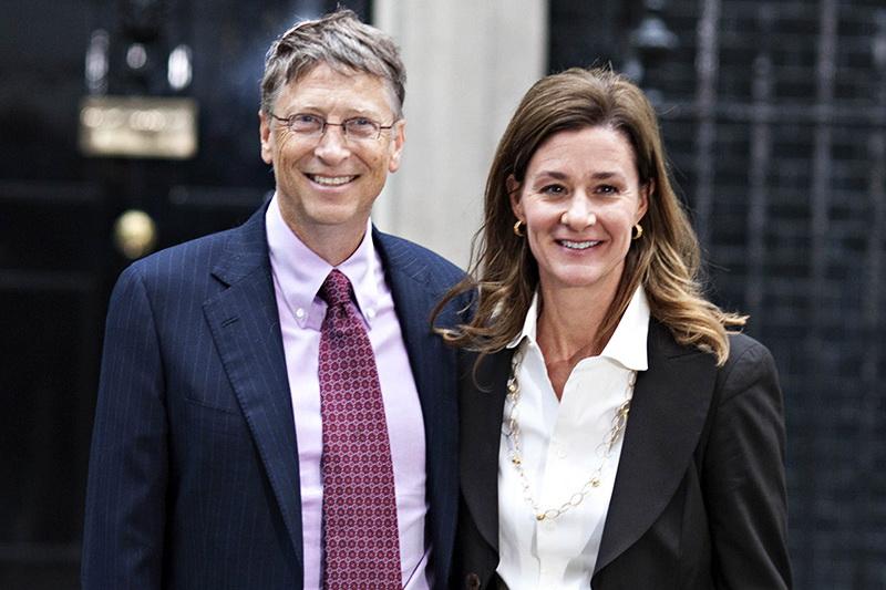 Жены самых богаых людей мира