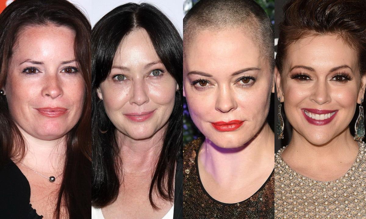 Как изменились актеры из сериала «Зачарованные»
