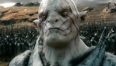 Как выглядит актер, сыгравший главного орка Азога в «Хоббите»
