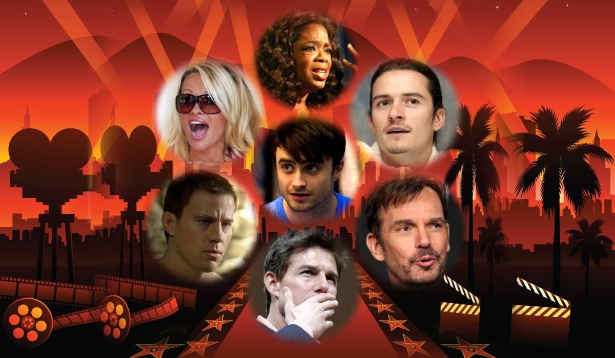Звездные страхи: чего боятся знаменитости