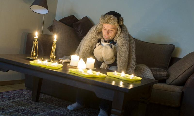 Как согреть квартиру без обогревателя и отопления