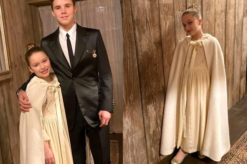 Как выглядят дети Дэвида и Виктории Бекхэм