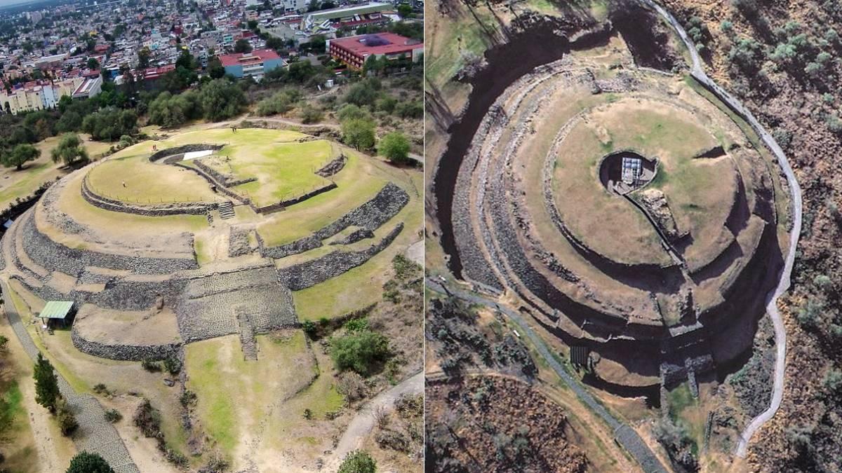 Круговая пирамида Куикуилько: астрономическая обсерватория и место силы