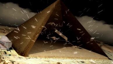 Продолжается поиск скрытой камеры Великой пирамиды Гизы