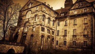 5 отелей с привидениями для смелых духом туристов