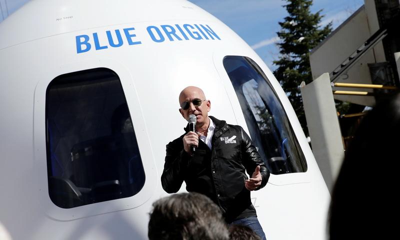 Почему Джефф Безос тратит много денег на космические технологии