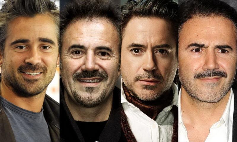 Три французские комедии с Хосе Гарсиа
