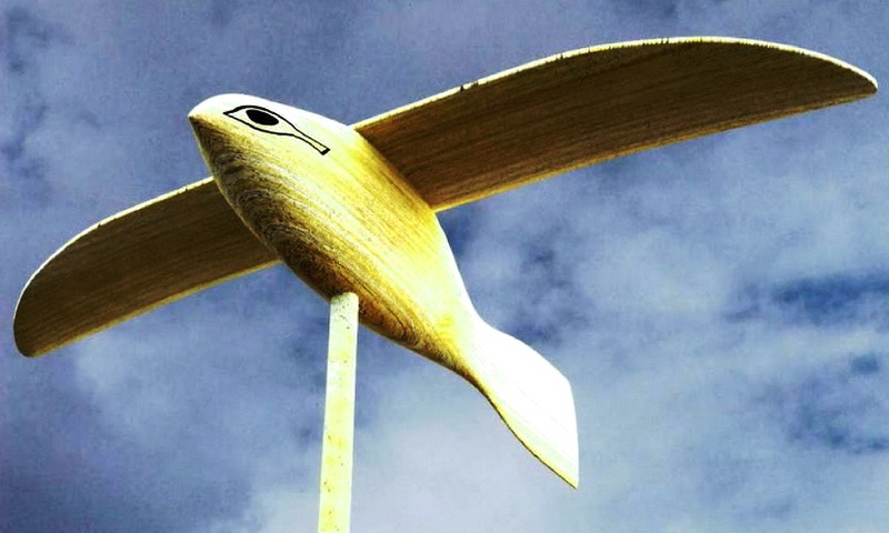 Птица из Саккары: древний летательный аппарат или обычная фигурка