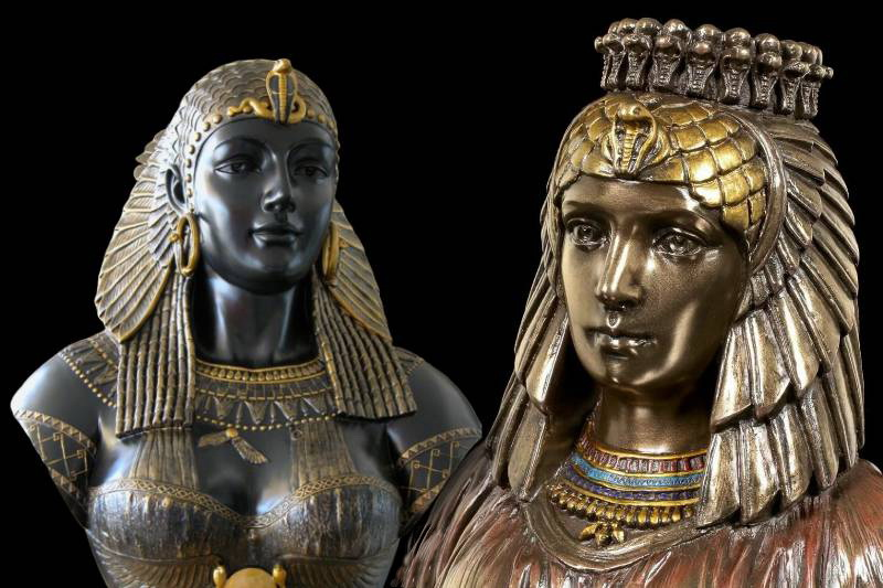 Скульптура Клеопатры