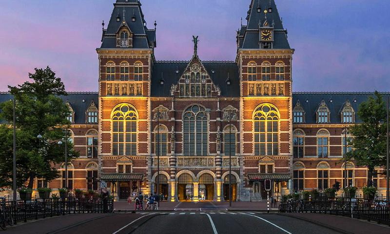 Рейксмюсеум в Амстердаме